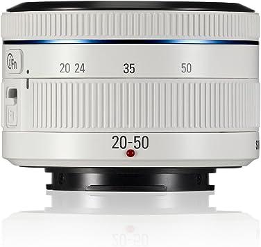 Samsung NX 20-50mm Zoom f//3.5-5.6 Lente De Cámara-Negro EX-S2050NB