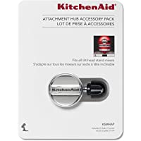 KitchenAid Ksmhap Attachment Hub Accessory Pack, Silver by