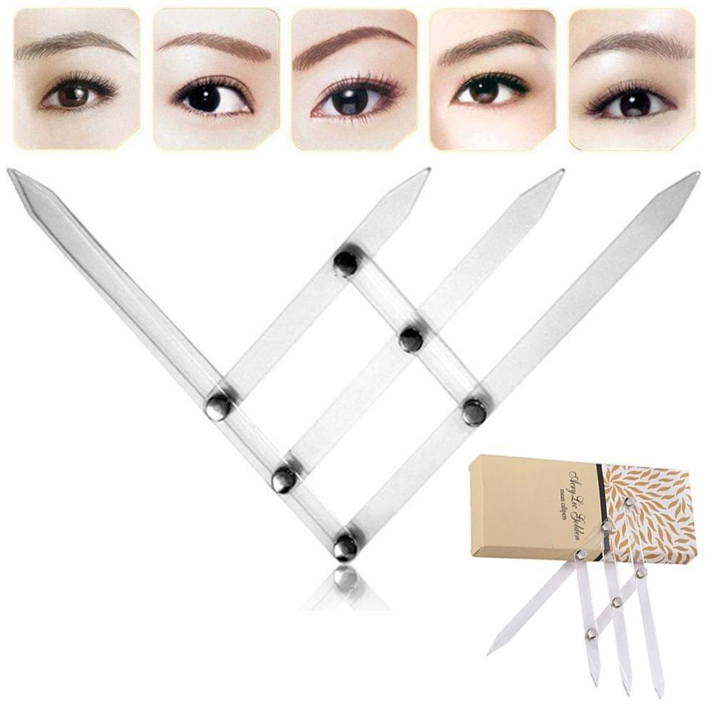 Amazon Hermosotodo Hot Beauty Useful Brow Type Measure