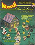 img - for Wooodl Wonderland (Crafts with Wooden Shapes) book / textbook / text book