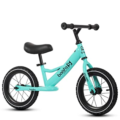 Kid's Balance Bike-Toddler Bike for 3, 4, 5 Years Old-Bikes for Boys-Balance Bikes Toddlers-Walking Bicycle-Push Bike : Baby