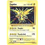 Pokemon - Zapdos (42/108) - XY Evolutions - Holo