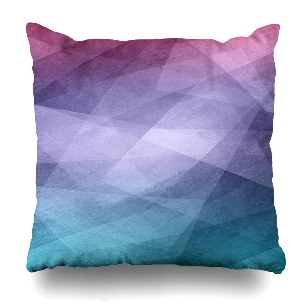 Amazon.com: DIYCow Fundas de almohada, diseño de mapamundi ...