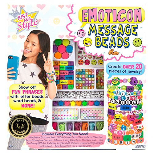 Just My Style Emoticon Message