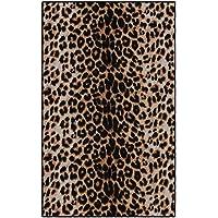 Brumlow Mills EW10210-30x46 Leopard Print Area Rug, 26 x 310