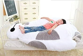bighero Baymax doble cama saco de dormir para sofá cama colchón para niños y adultos: Amazon.es: Hogar