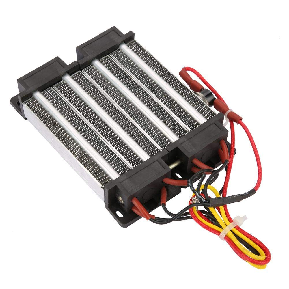 PTC Ceramic Air Heater 110V/220V 1000W Insulated PTC Ceramic Air Heater PTC Heating Element (110V)