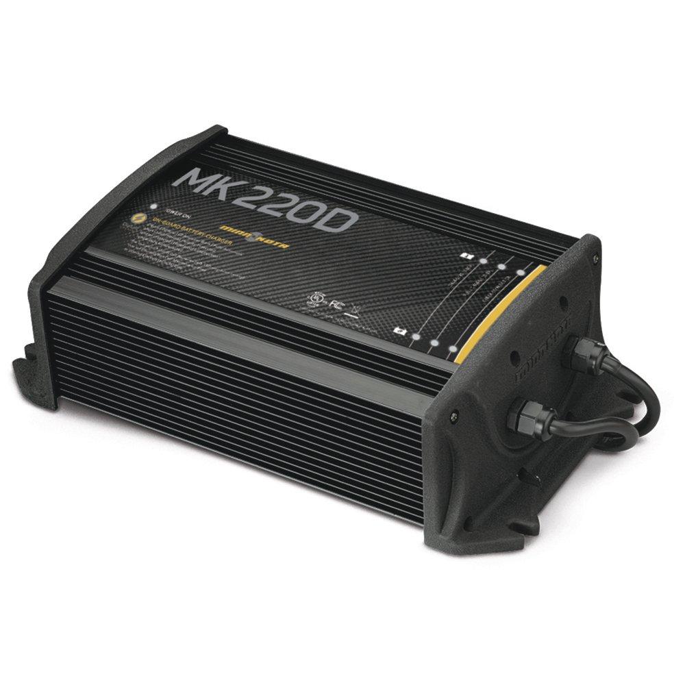 Minn Kota - Minn Kota MK-220D 2 Bank x 10 Amps