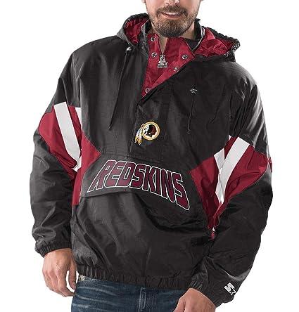 6208ce88 Amazon.com : Washington Redskins Starter Vintage Enforcer Hooded ...