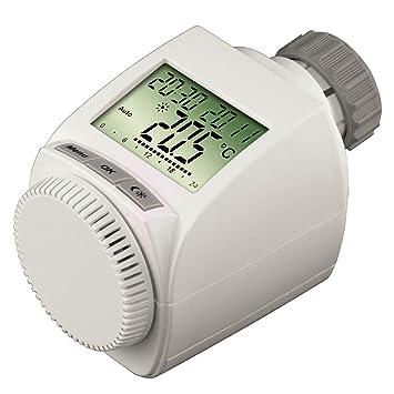 Xavax 00111935 - Termostato con temporizador para radiadores