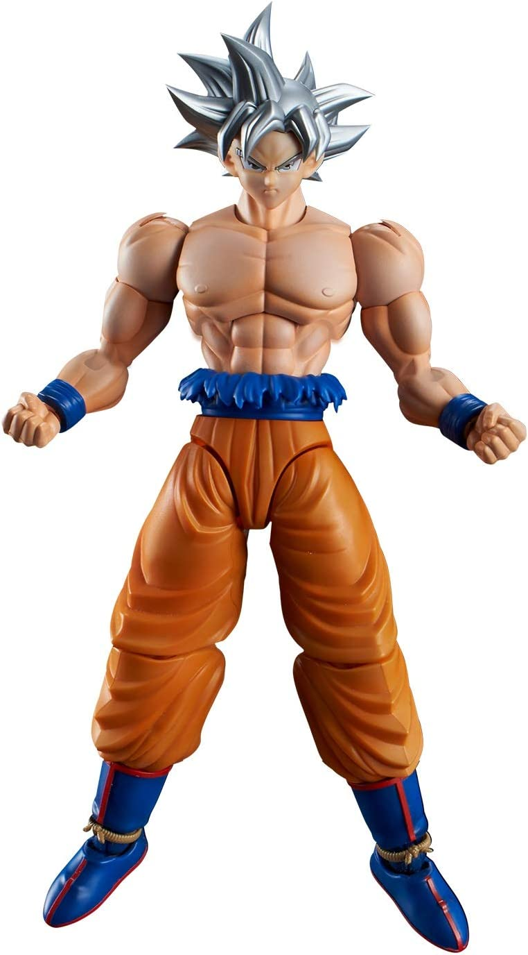 DBZ Bandai Dragon Ball Super figurine S.H Figuarts Son Goku Ultra Instinct 14cm