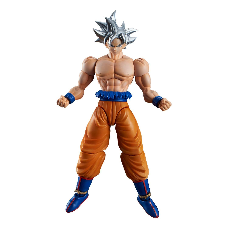 Amazon.com: Bandai Hobby Figure-Rise Standard Son Goku Ultra Instinct \u0027\u0027Dragon Ball Super\u0027\u0027: Toys \u0026 Games