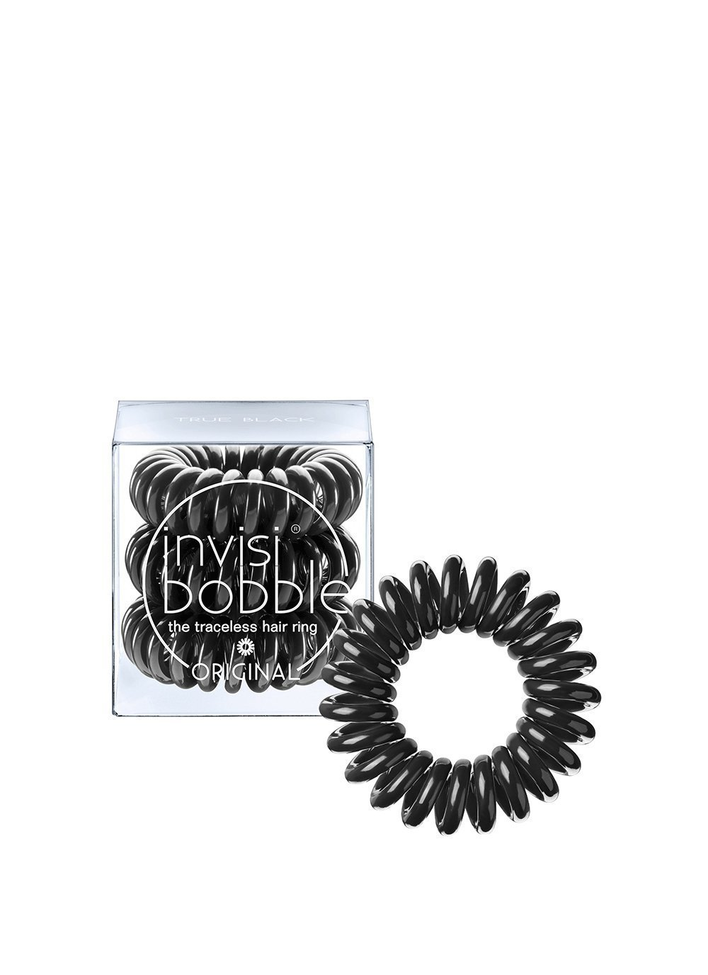 Amazon.com   Invisibobble Hair Tie Crystal Clear Original 3 packs of ... 6e6d160f1d1