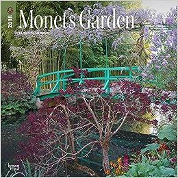 Amazon.com: Monetu0027s Garden 2018 12 X 12 Inch Monthly Square Wall Calendar,  Impressionism Art Artist Outdoor (Multilingual Edition) (9781465086686): ...