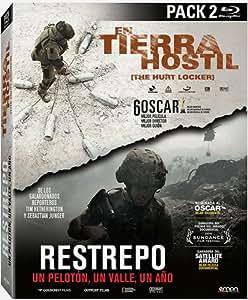Restrepo + En tierra hostil [Blu-ray]