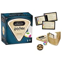 Winning Moves Trivial Pursuit Harry Potter Bitesize, Versione Italiana, 00673
