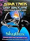 SkyBox Star Trek Deep Space Nine Series Premiere Trading Cards
