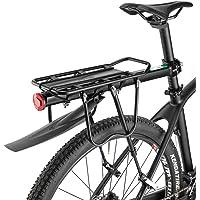 ROCKBROS Portaequipajes Trasero para Bicicleta Liberación rápida Ajustable