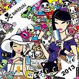 Tokidoki 2013 Wall Calendar, Simone Legno, 0789325616