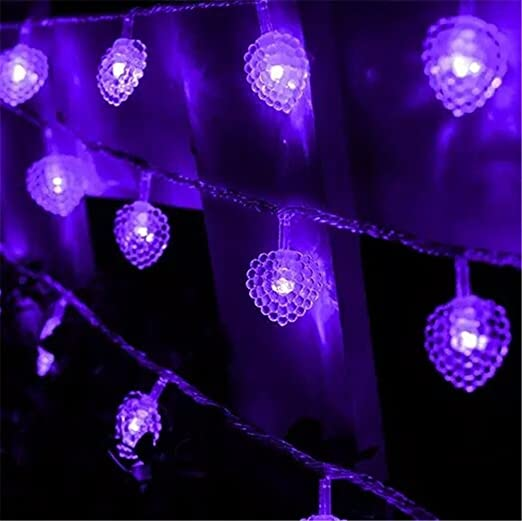 Outdoor solar string lightskingcoo 157ft 20 led love heart shape outdoor solar string lightskingcoo 157ft 20 led love heart shape waterproof christmas solar aloadofball Image collections