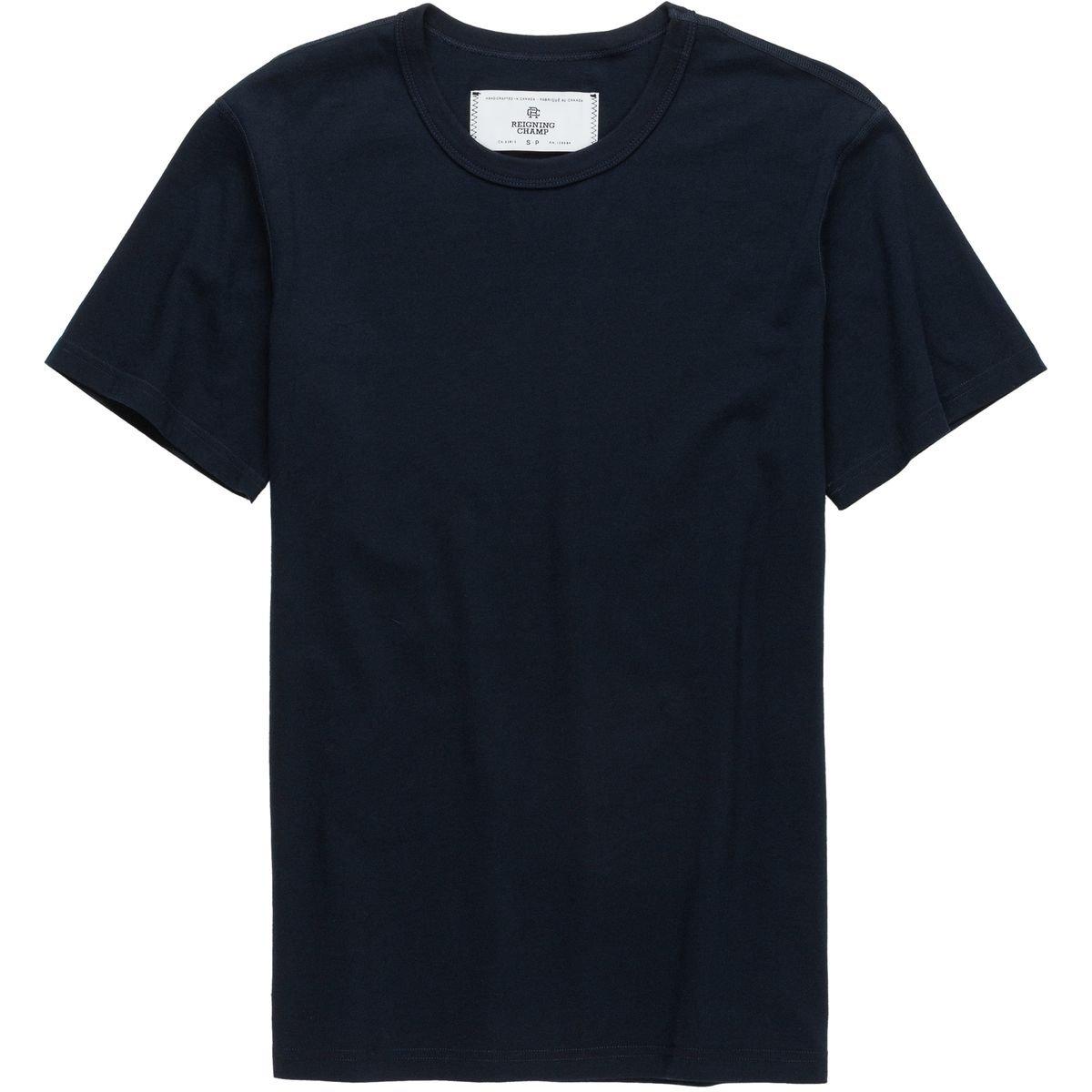 7d873681db Reigning Champ Crewneck Short-Sleeve T-Shirt - Men s