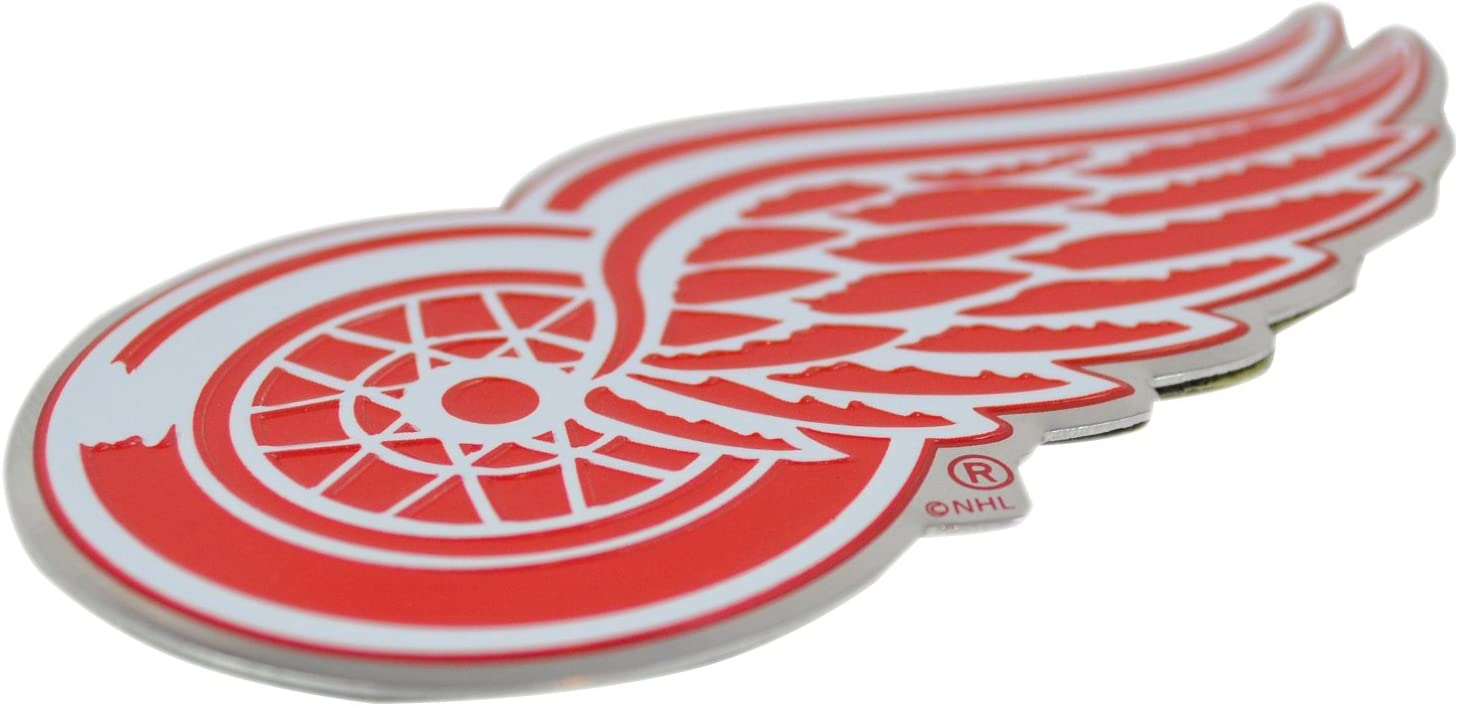 Show Pride in Two Sports Emblems Available in NFL and MLB Sets or NHL and MLB Sets Professional Sports Teams Chrome Outlined Colored Auto Emblem