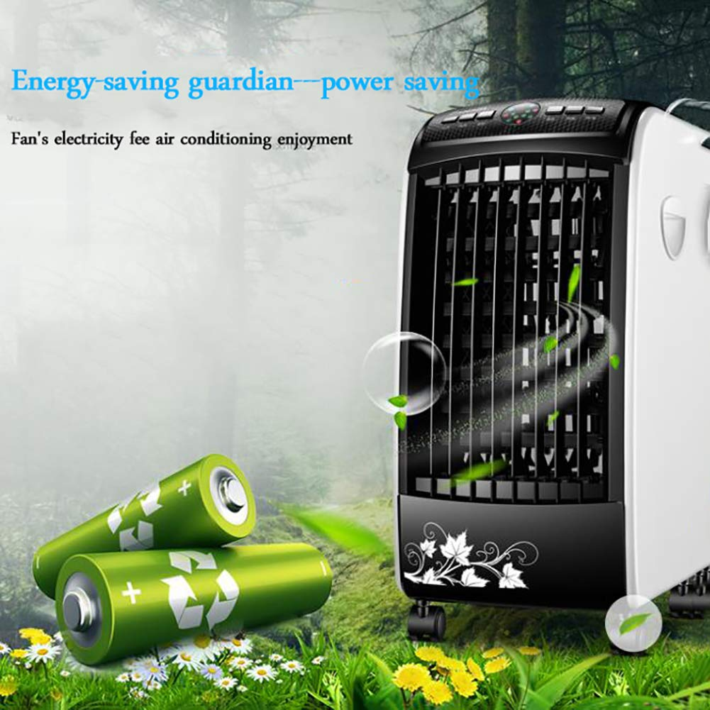 JiaQi Personal Climatizador Portátil,Ventilador Enfriador De ...