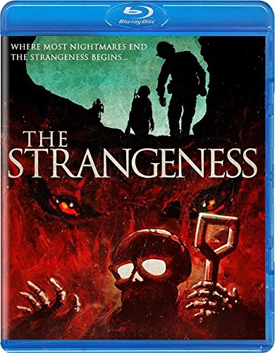 The Strangeness (1980) OUT-OF-PRINT, LIMITED EDITION (of 1000)