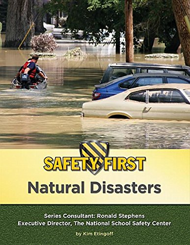 Natural Disasters (Safety First) pdf epub