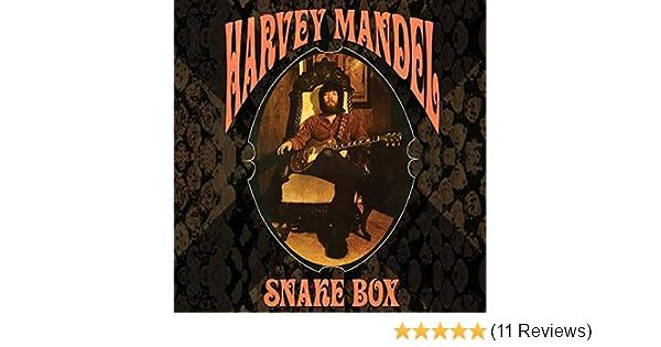 harvey mandel snake box amazon com music