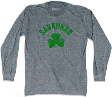 Jackson City Shamrock Tri-Blend T-Shirt
