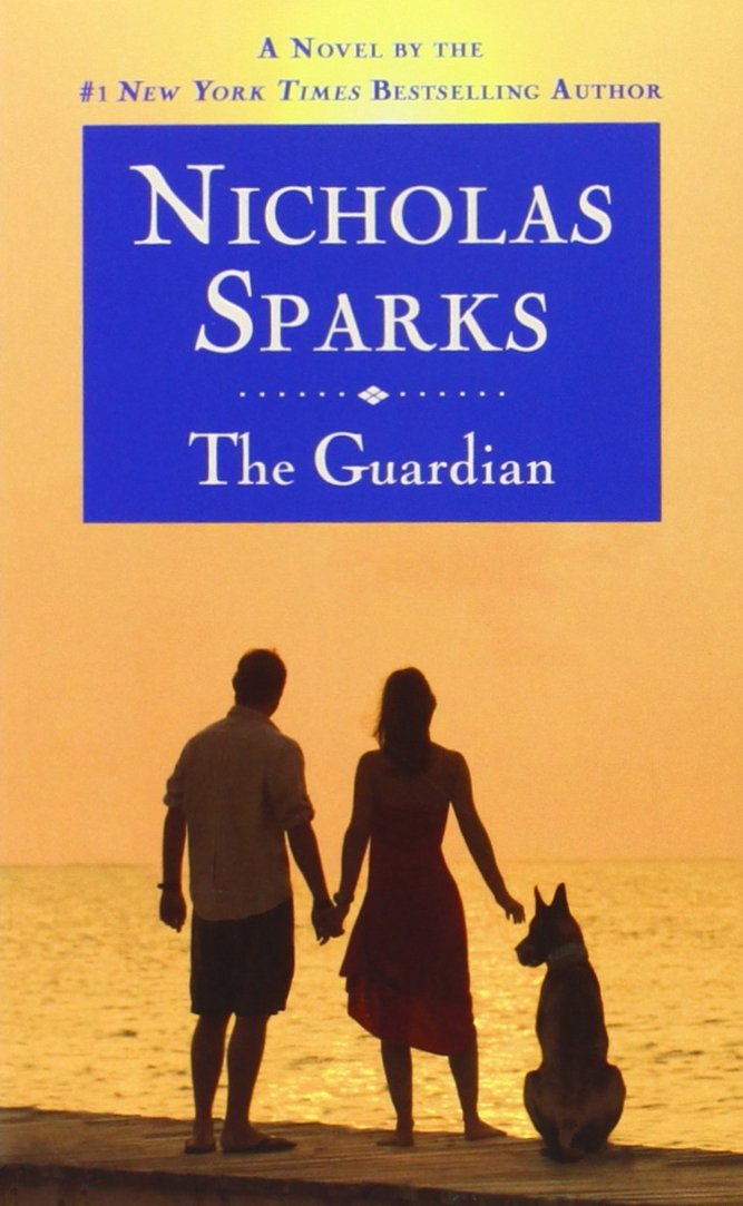 Guardian Nicholas Sparks product image