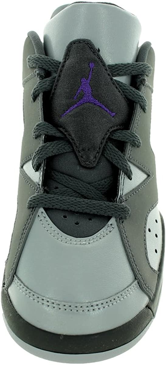 768884-008 AIR Jordan AJ 6 Retro Low GP PRE-School Sneakers AIR JORDANDRK Gry ULTRVLT WLF Grey GHST G GRISM