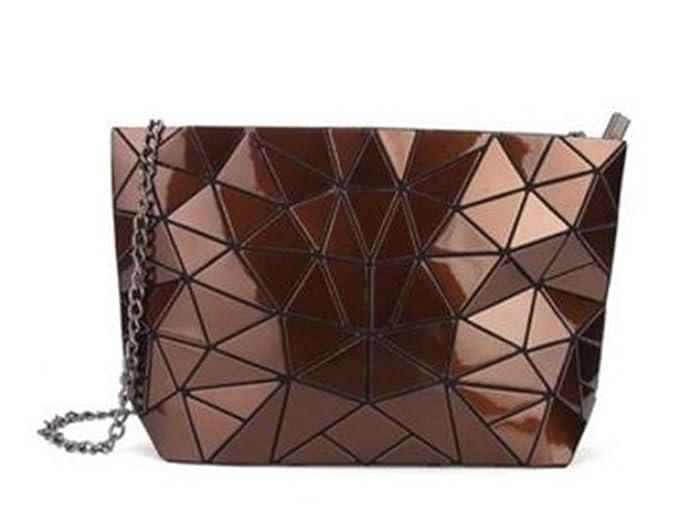 Amazon.com: Mujer Bao Bao nueva geometría Laser bolso de ...