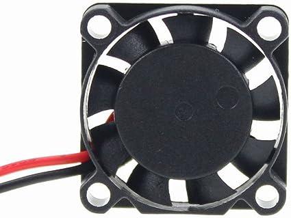 12 V 0,07 A pequeño Micro Blushless DC ventilador de refrigeración ...