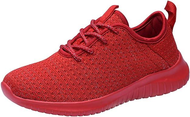 TIOSEBON - Zapatillas deportivas para mujer, ligeras ...