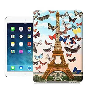 LarryToliver Jade Eiffel Tower in Paris case battery cover for ipad mini