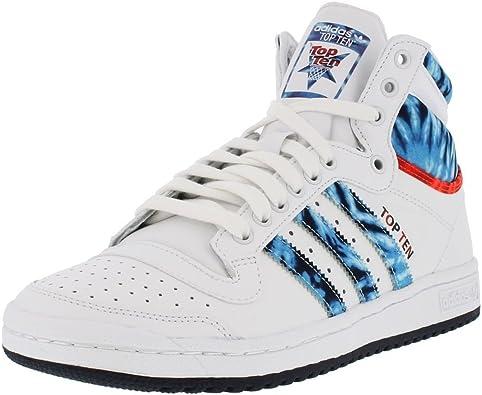 adidas Originals Top Ten Sneakers Alte Scarpe Bianco