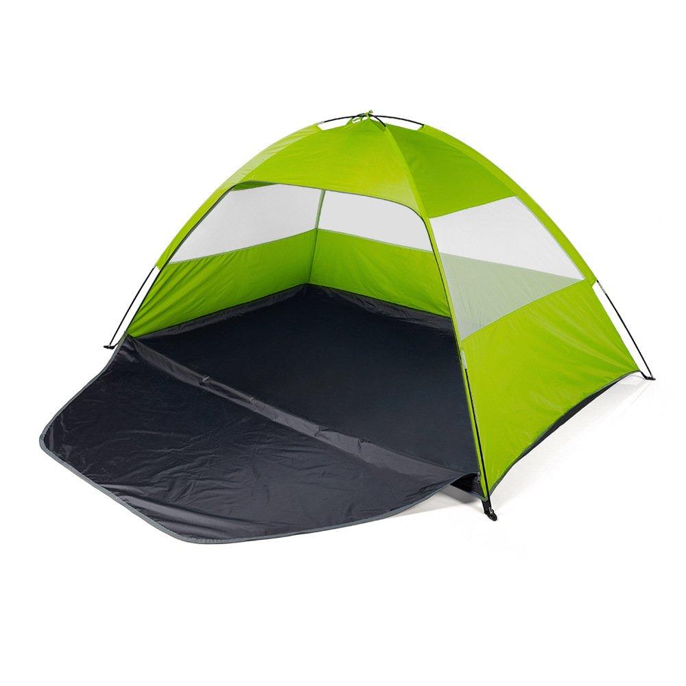 Strand Schatten Zelt Camping Angeln Zelt Ultraleicht Portable im Freien Schnelle Wigwam Beach Sun Shelter Lodge