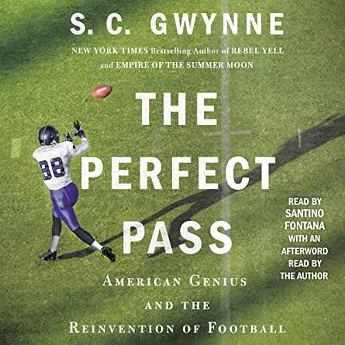 The Perfect Pass: American Genius and the Reinvention of Football Audiobook [Free Download by Trial] thumbnail