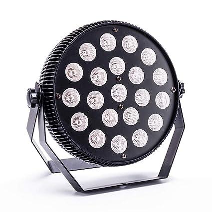 Amazon Com Par Lights 21 X 5w Led Par Can Light With 8