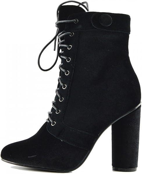 4c3b9c2daf6 Kick Footwear Ladies Floral Print Multi Colour Ankle Boot Block High Heel  Celeb Shoes - UK3