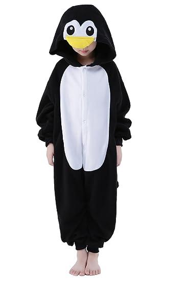 newcosplay children costumes animal onesies sleepwear kigurumi pajamas halloween costumes 10 for height 54quot