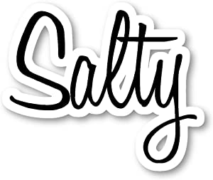 Salty Sticker Trendsetter Collections Stickers - Laptop Stickers - Vinyl Decal - Laptop, Phone, Tablet Vinyl Decal Sticker S29842