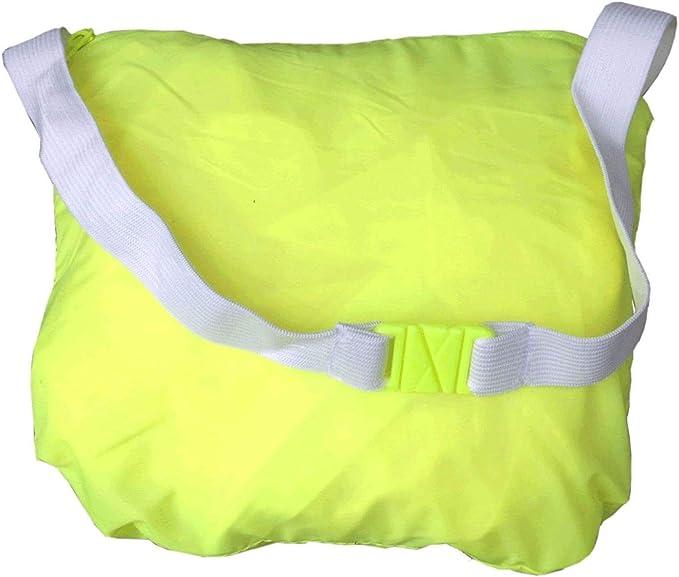 Mkr Leichte Überjacke Regenfest Mit Versteckter Kapuze Verwandelt Sich In Eine Hüfttasche Bekleidung