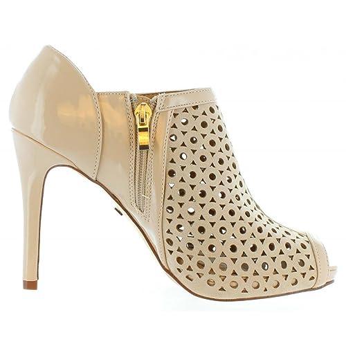 MARIA MARE Botines de Mujer 66045 SUEDI Arena Talla 41: Amazon.es: Zapatos y complementos