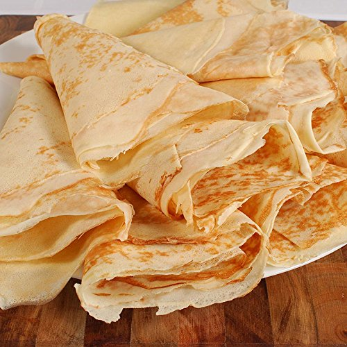 French Crepes  Pack of 12