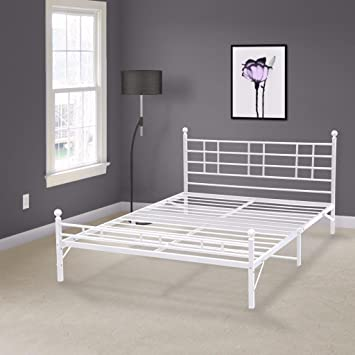 Amazon Com Best Price Mattress Queen Bed Frame 12 Inch Metal