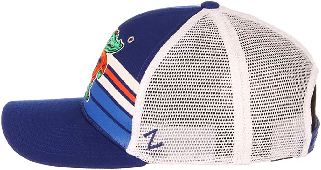 Zephyr NCAA Pipeline Trucker Hat