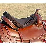Cashel Foam Luxury Deluxe Western Tush Cush, Seat Cushion